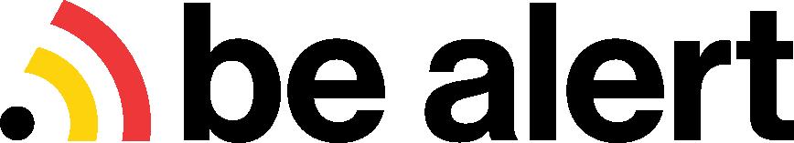 Be alert logo 0