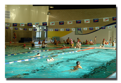 Infrastructures sportives for 42 ecole piscine