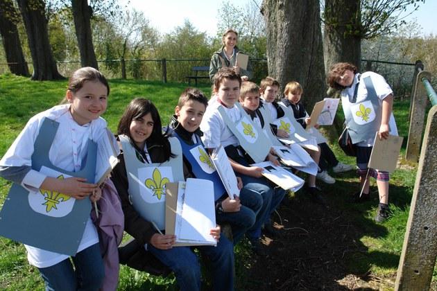Rassemblement des Conseils communaux d'enfants 2010