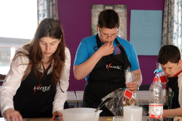Atelier cuisine intergénérationnel