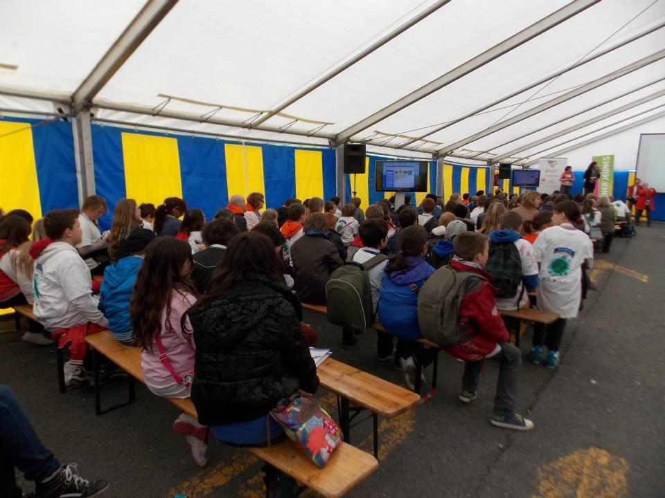 Rassemblement des Conseils communaux d'enfants 2013
