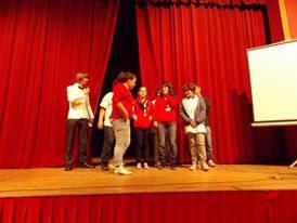 Rassemblement des Conseils communaux de jeunes 2013
